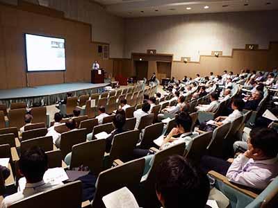 神奈川県ものづくり技術交流会:講演会場