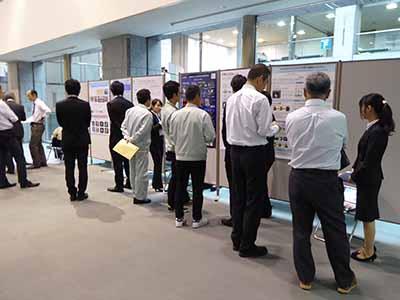 神奈川県ものづくり技術交流会:展示スペース