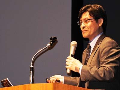 YNU 情報・物理セキュリティ研究拠点長 松本 勉