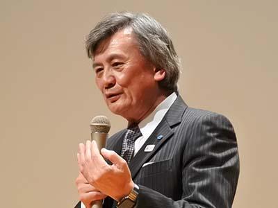 横浜国立大学 学長 長谷部 勇一