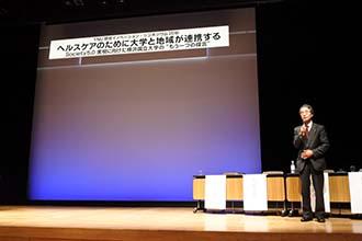横浜国立大学 理事(研究・評価担当)・ 副学長 森下 信