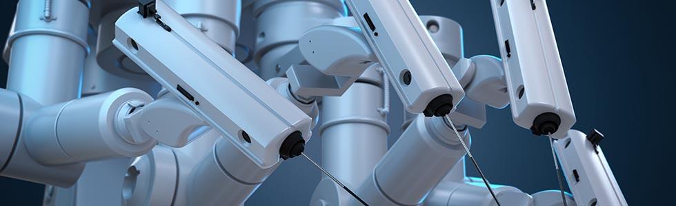 医療ロボットイメージ画像